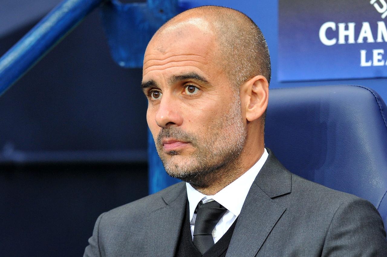 瓜迪奥拉:齐达内是顶级教练,皇马在欧冠的表现难以置信 