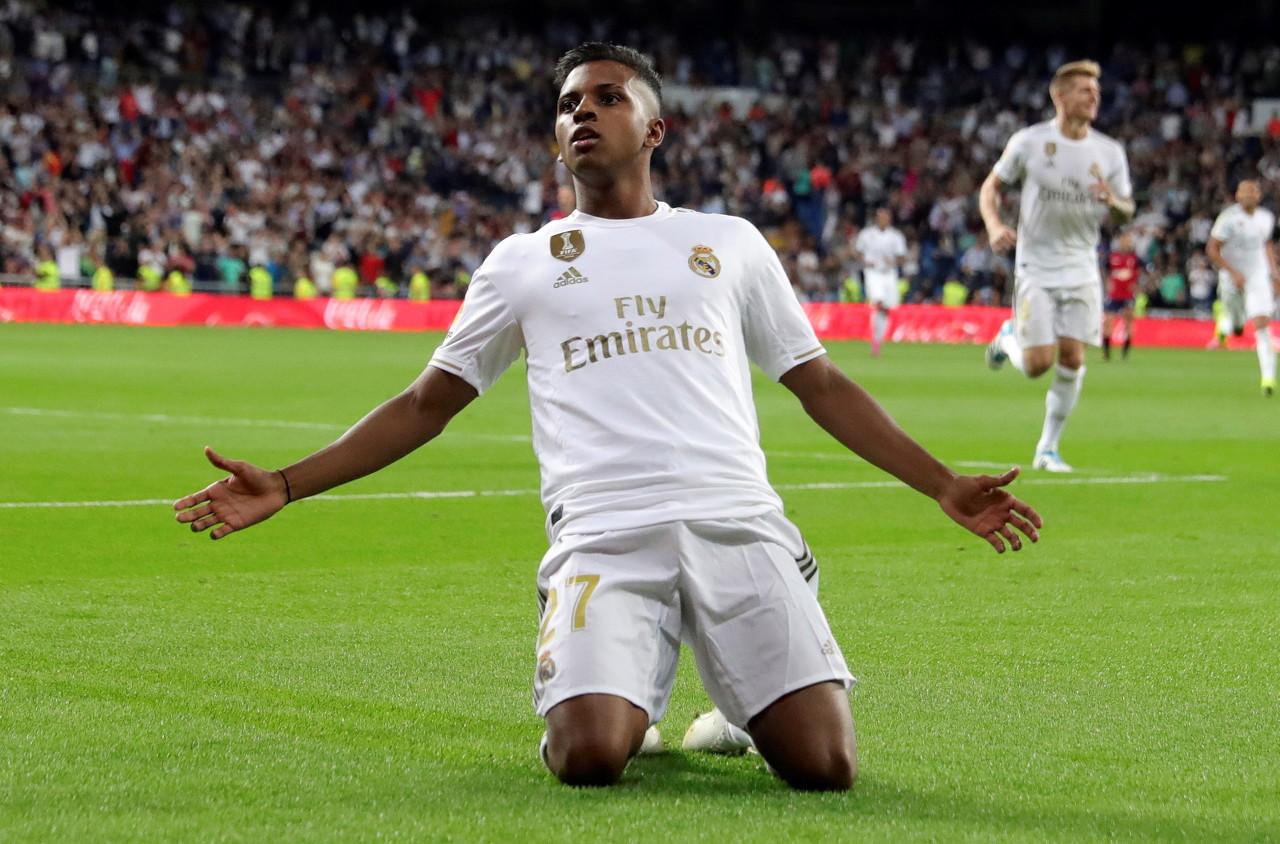 罗德里戈:在场上我能用进球或助攻帮忙球队,在场下一向在等机会