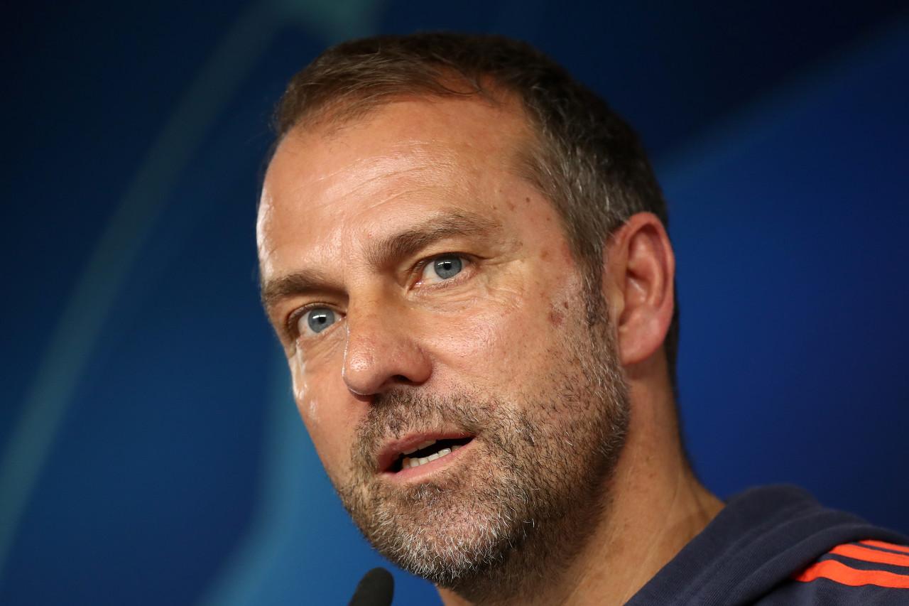 弗里克:拜仁球员都很乐意为国家队效能,这是一种荣誉 