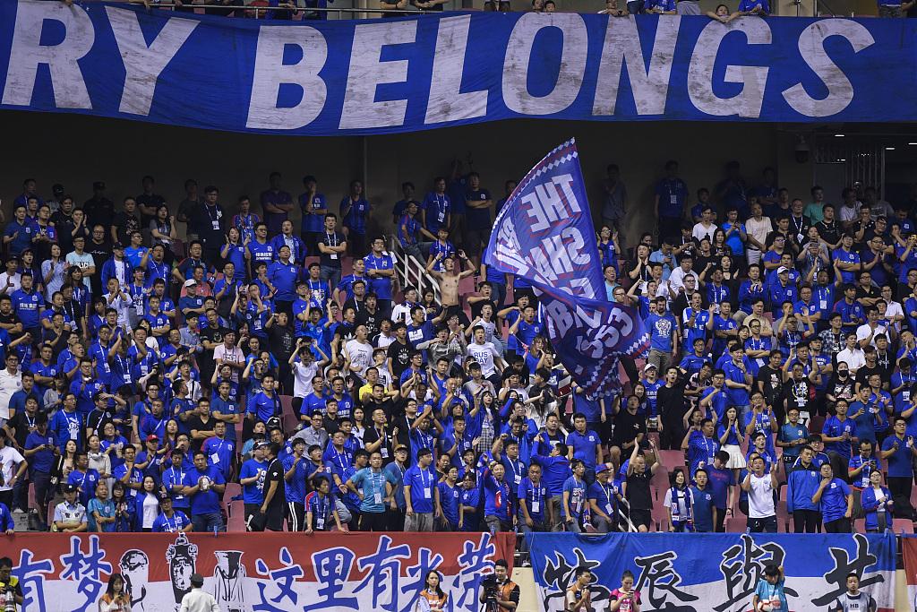 上海德比有限敞开,申花1400张球票30分钟内售罄   