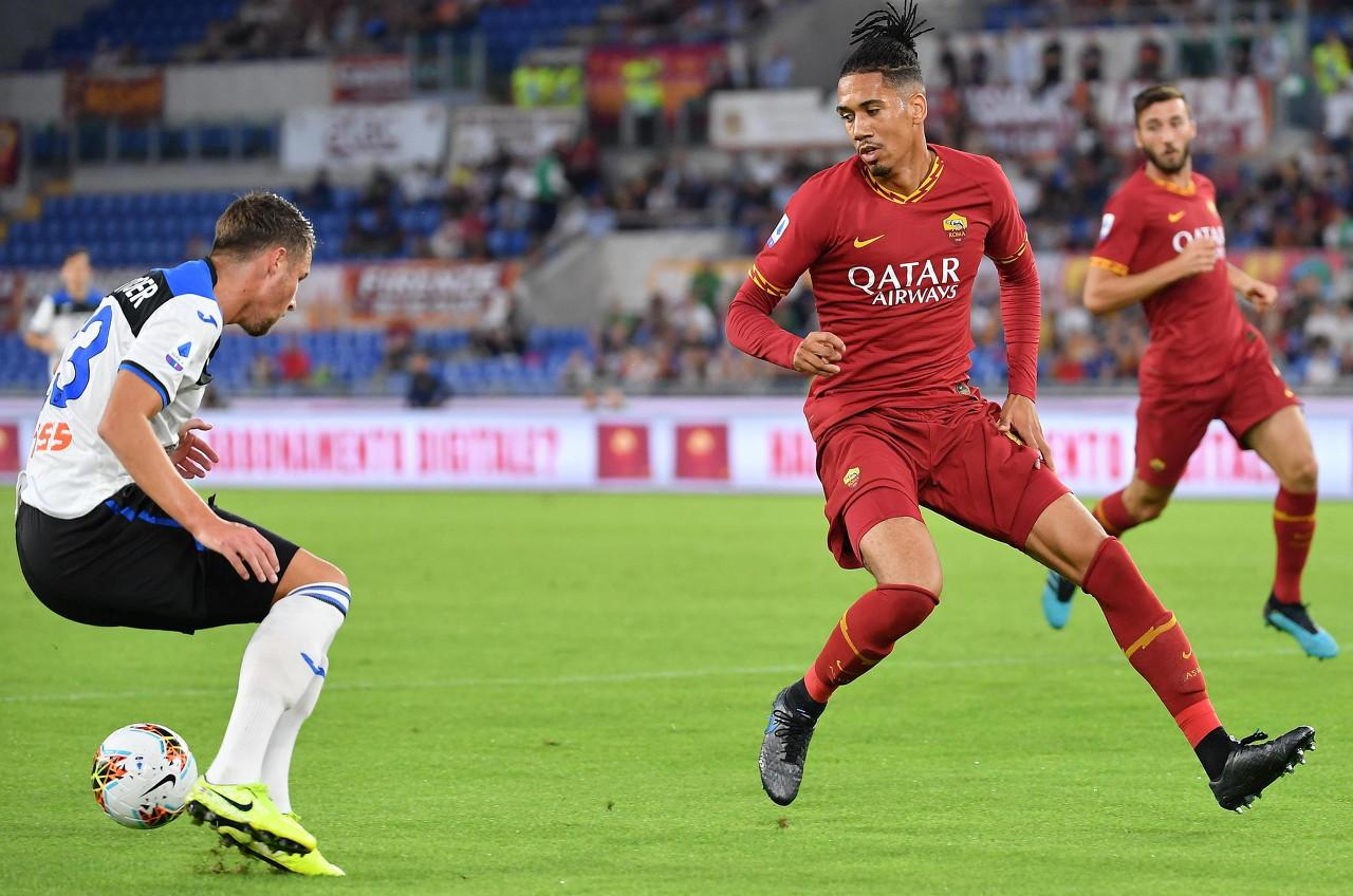 罗马与曼联达到共同,斯莫林租期至本赛季完毕 