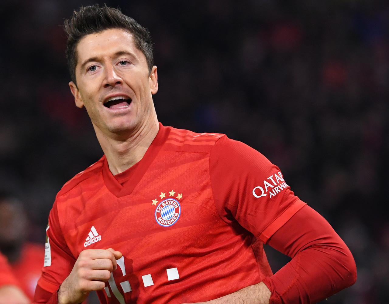 阿斯:在莱万加盟拜仁前,皇马本有时机2000万欧签下他