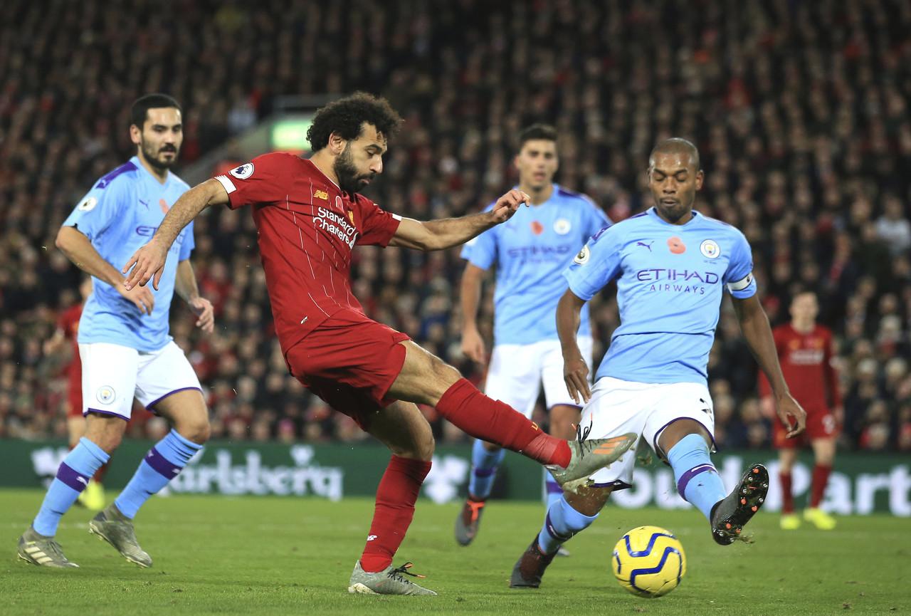 克劳奇:利物浦过度依靠萨拉赫,菲尔米诺需承当更多进球职责