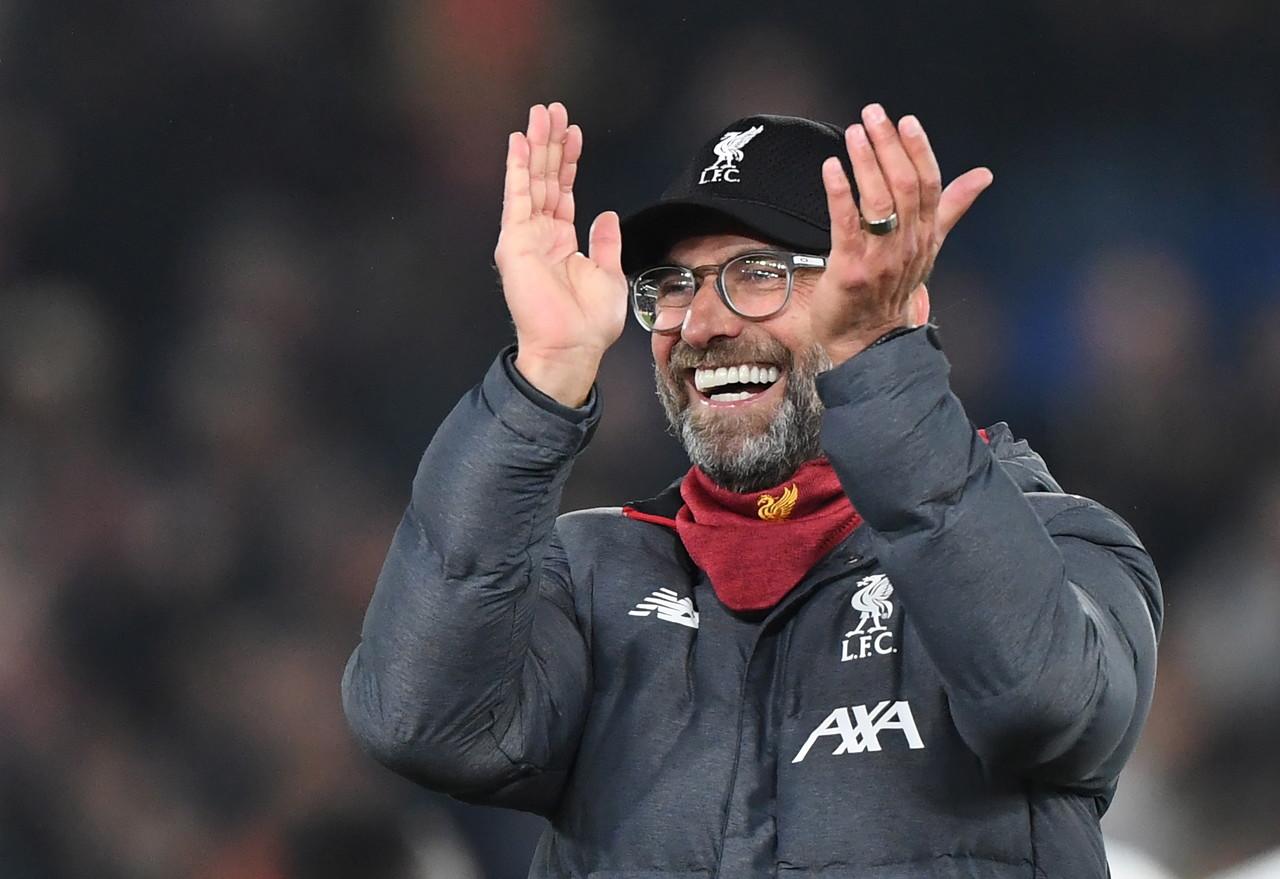 利物浦在英超对热刺六连胜+客场三连胜,均为队史初次