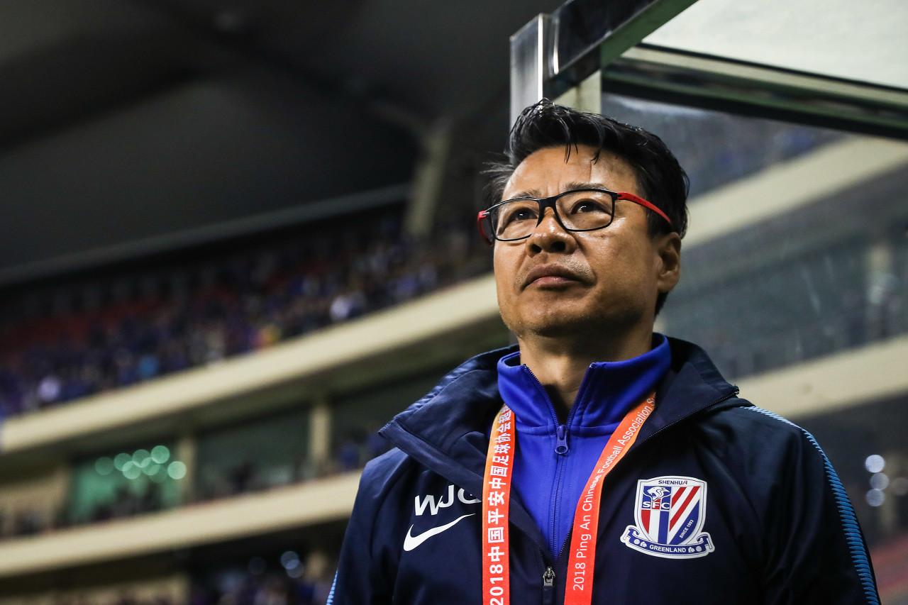 吴金贵回忆安蒂奇:他将先进理念带到中国,鲁能受益匪浅