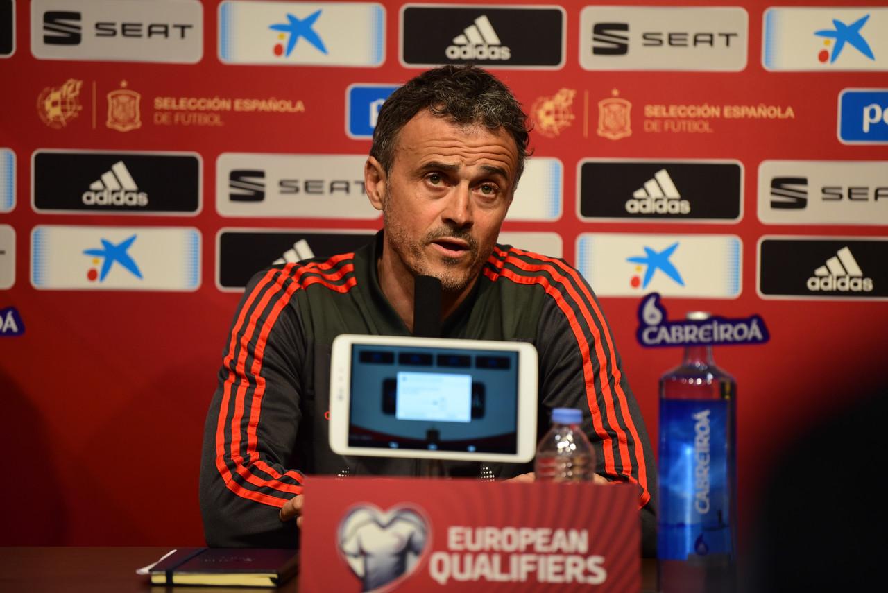   恩里克:对希腊时球队的防卫,是我执教生计的最佳表现