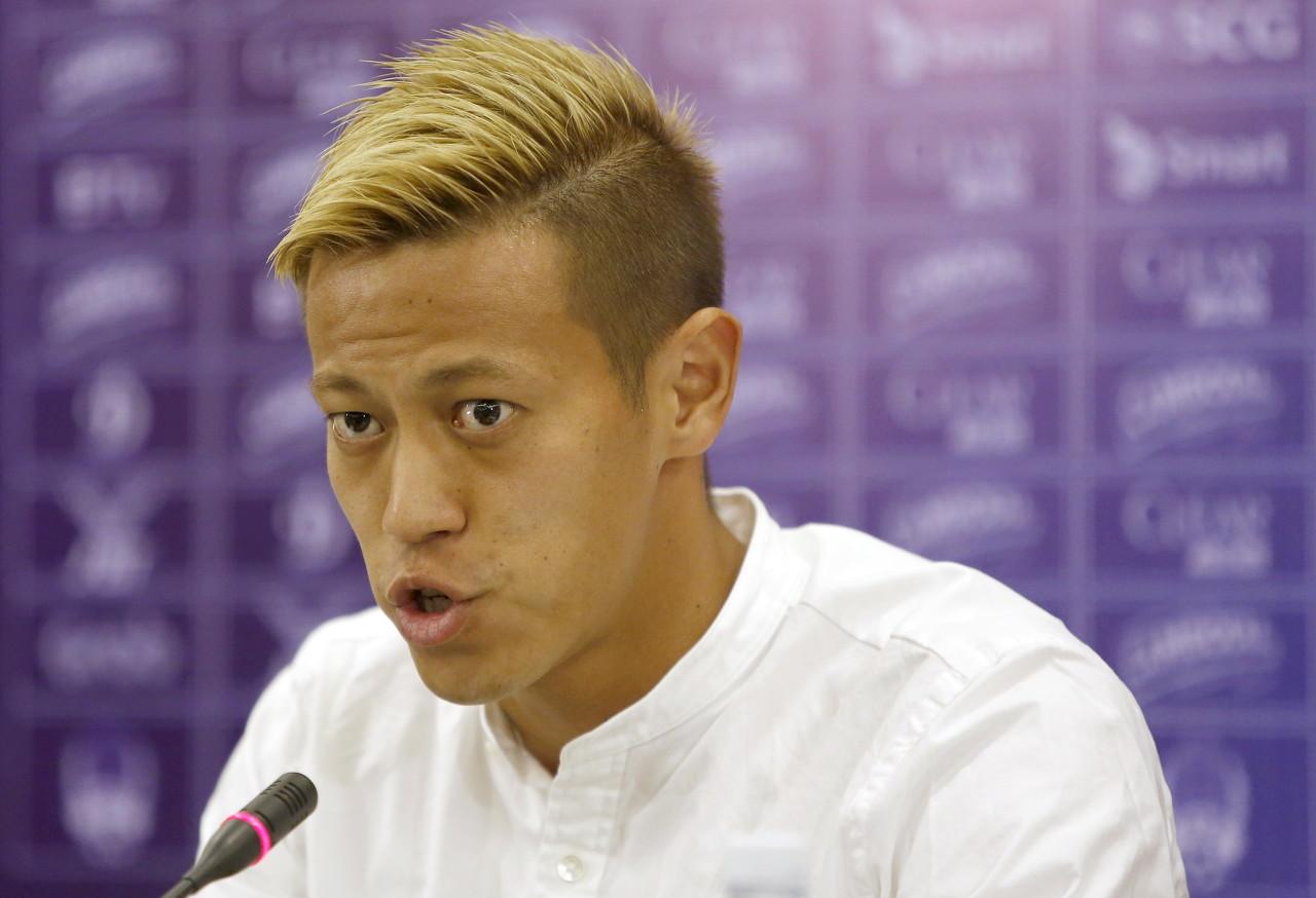 全市场:本田圭佑或许重返欧洲足坛,加盟葡超波尔蒂芒人 