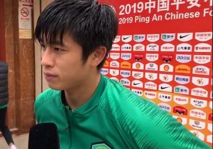 张玉宁:比赛感觉越来越好,但离个人最佳状态还有距离