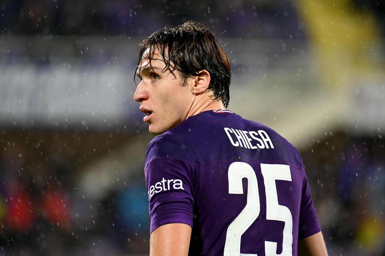 足球市场:小基耶萨的父亲不让他续约紫百合,并推进转会到尤文