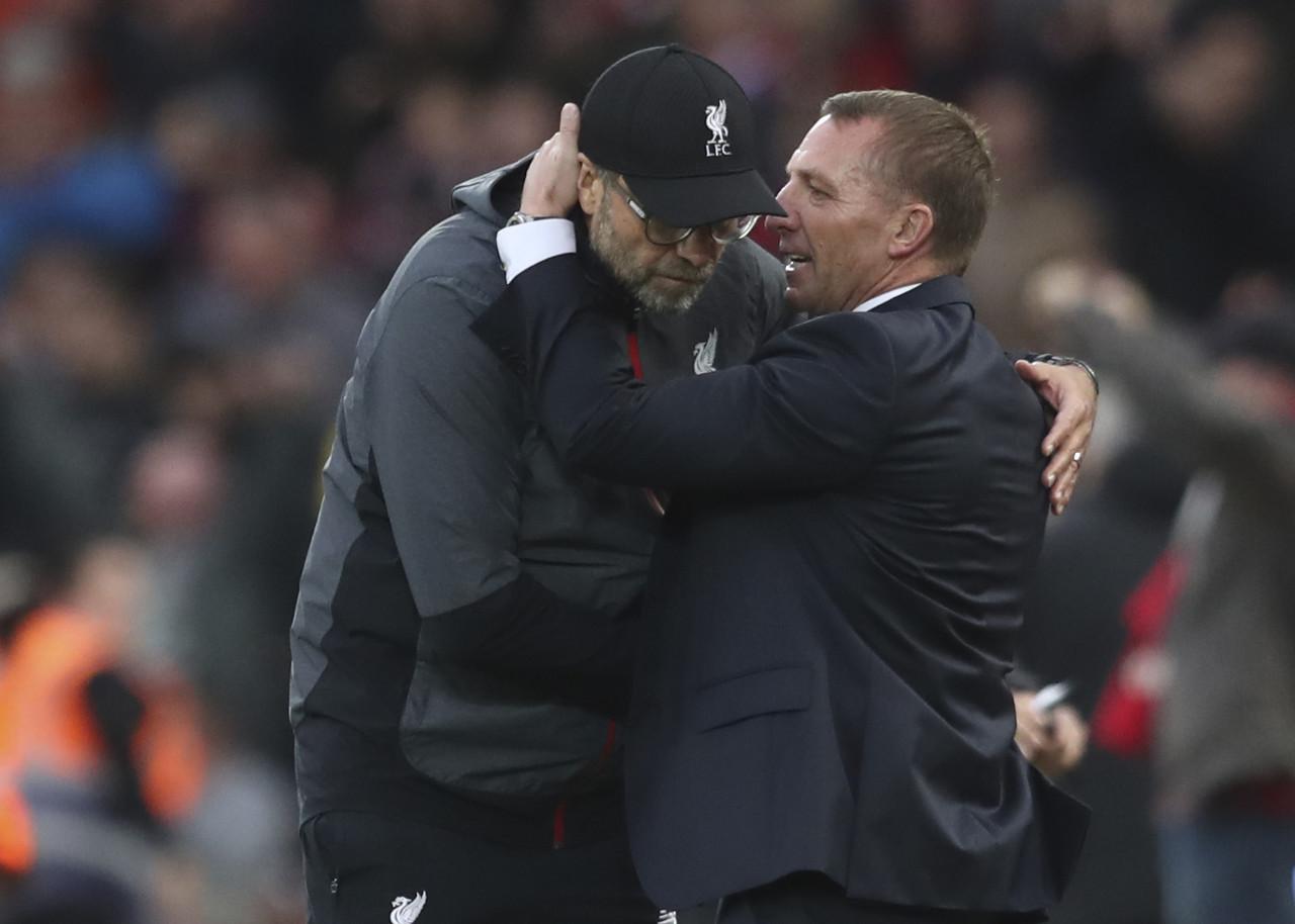 罗杰斯:利物浦不能在球迷面前夺冠真的很惋惜