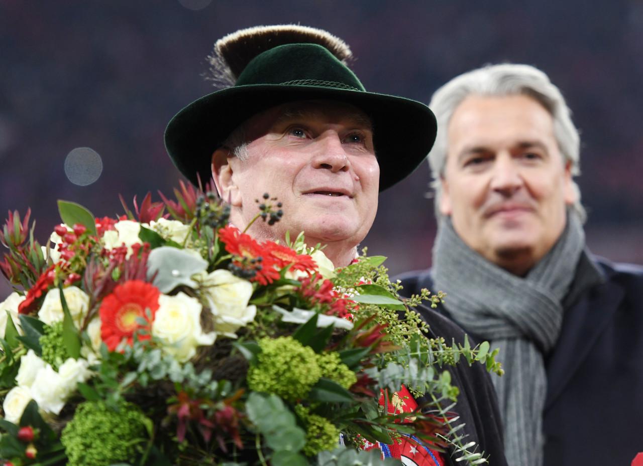 马加特:赫内斯合适担任德足协主席,他会推进德国足球开展