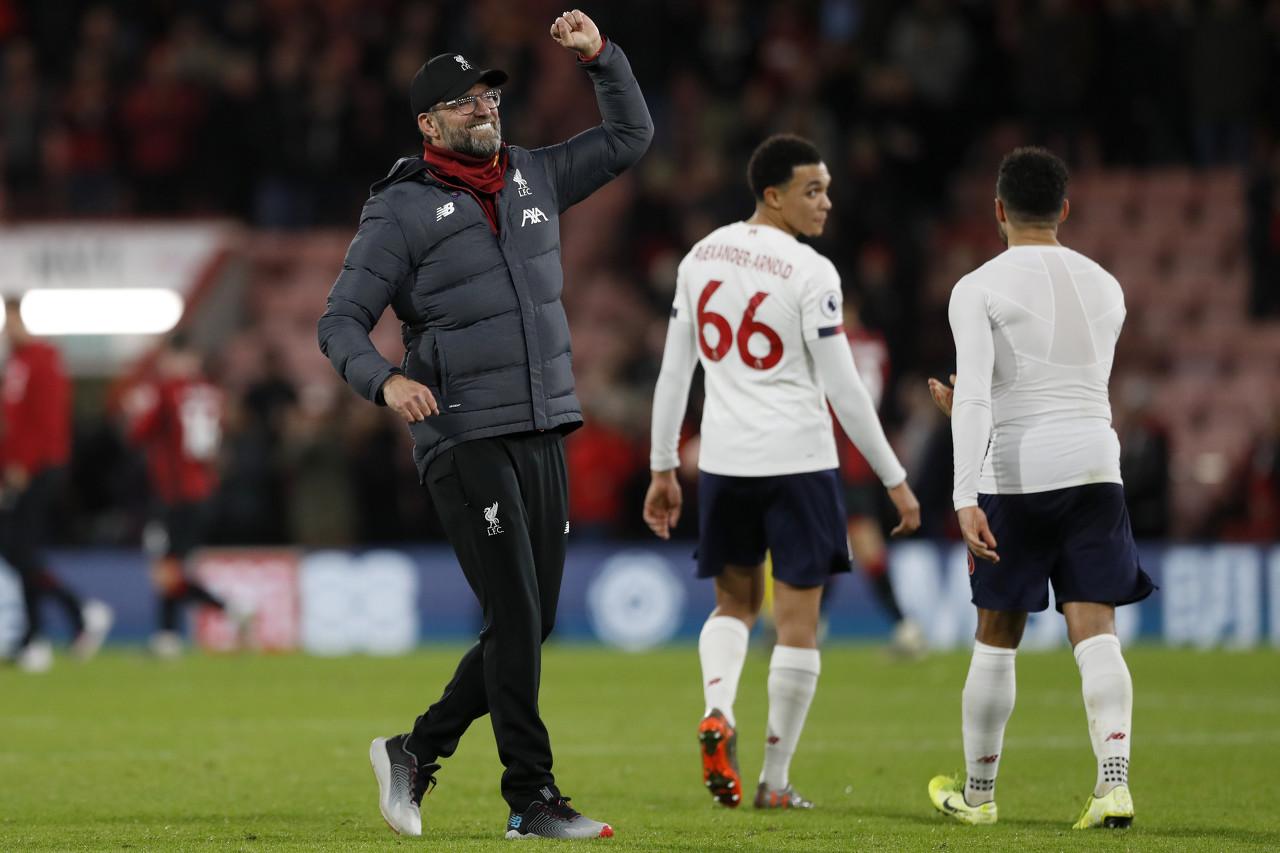 内马尔:利物浦仍会很有竞争力,他们这两年是欧洲最好球队之一