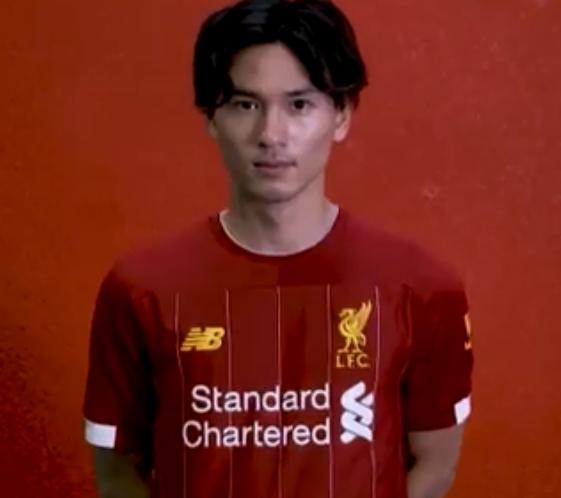 朗尼克:南野拓实十分全面,但他在利物浦现在很难首发