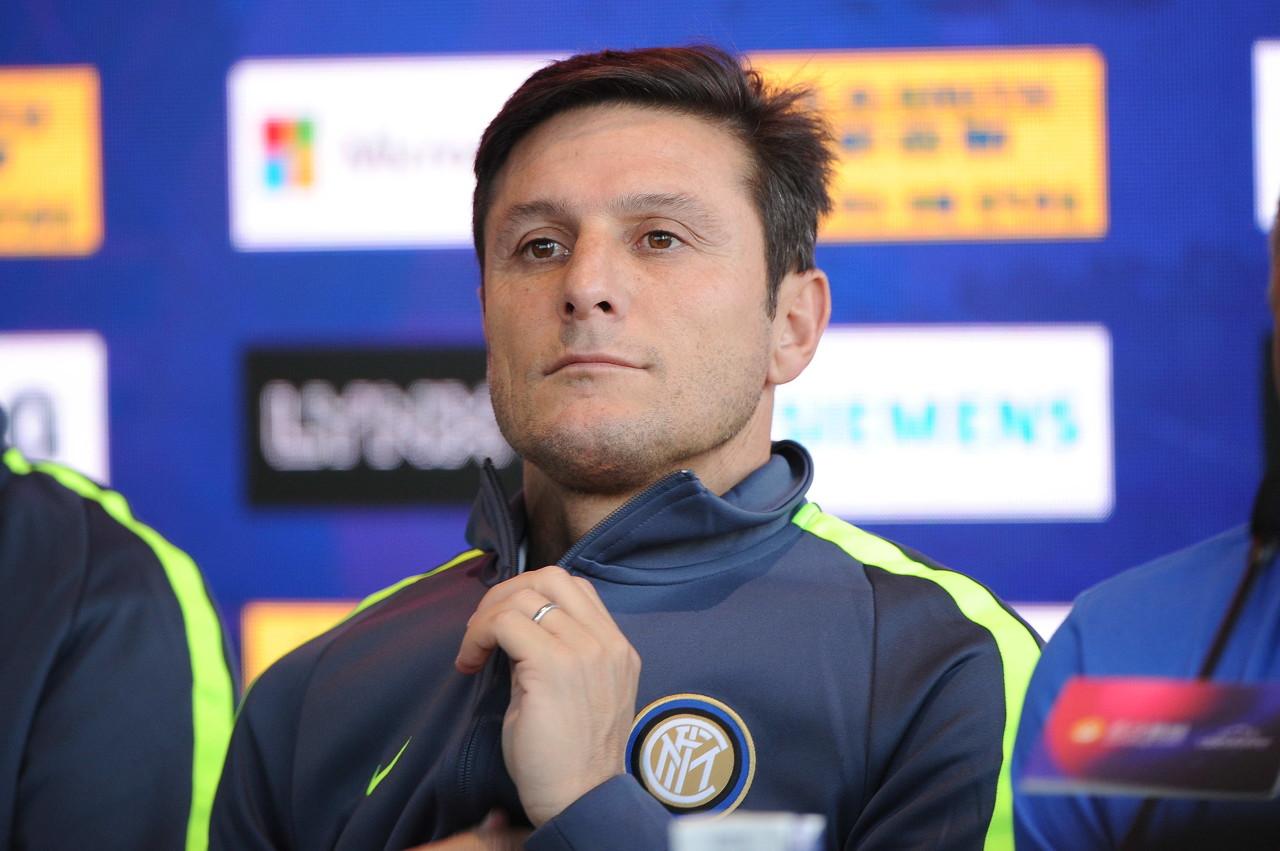 萨内蒂:未与巴萨谈过劳塔罗 咱们没有报价梅西的条件