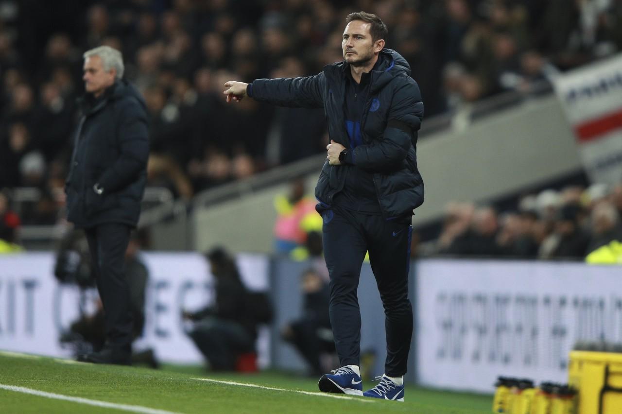 基恩&索内斯:不给教练时刻是切尔西的DNA,兰帕德现在压力很大