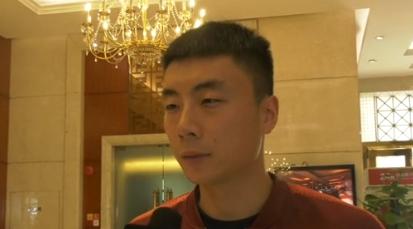 李磊:伤病已经没有问题了,首次跟国家队冬训已做好准备