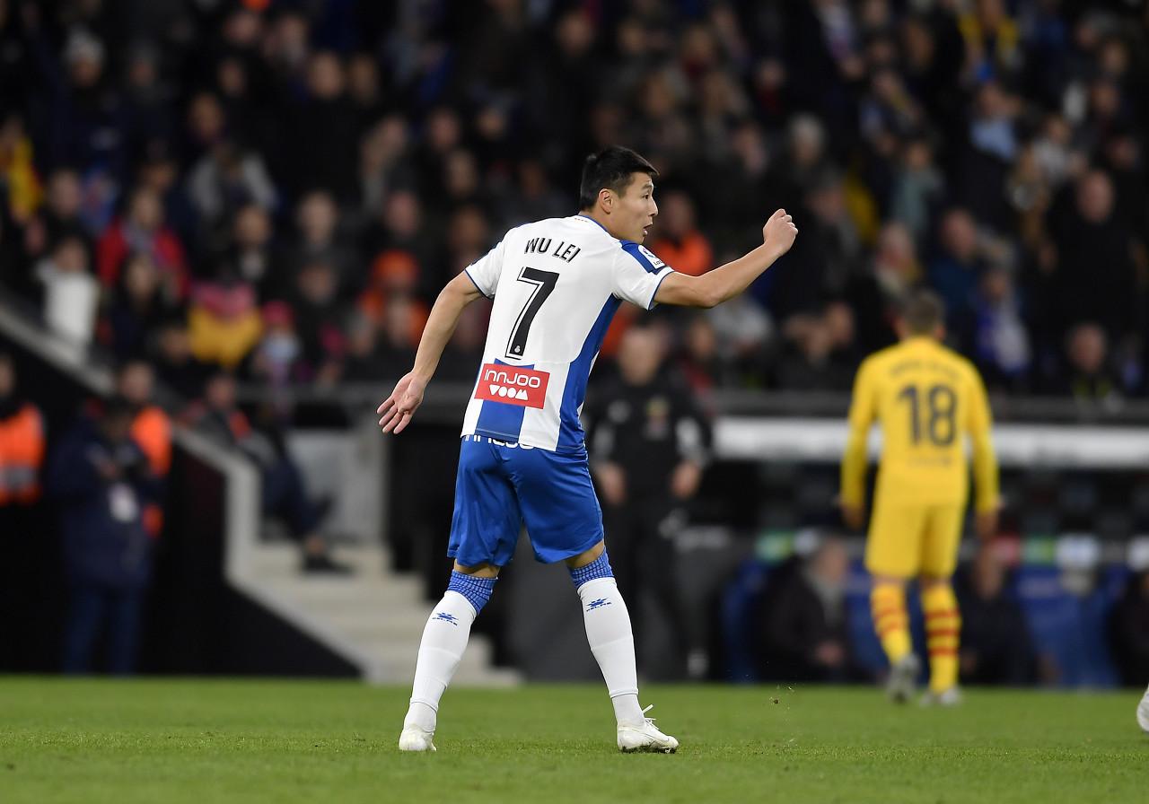 武磊:咱们要为重新回到顶级联赛而尽力,感谢球迷们的支持