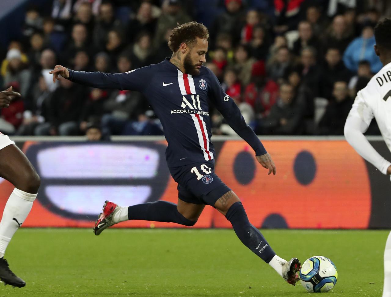 巴萨高层认为无法签回内马尔,球员将持续留在巴黎   