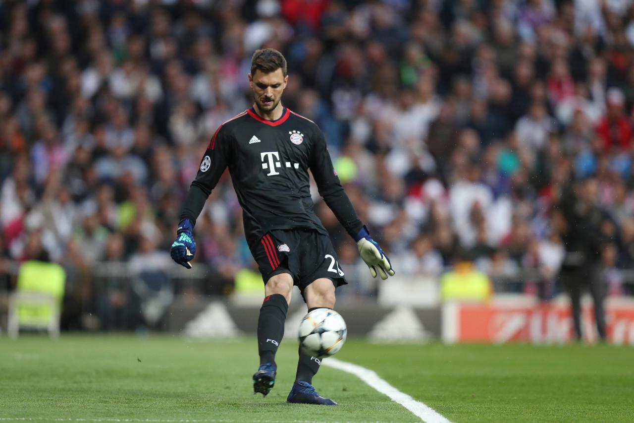 乌尔赖希仍要跟从拜仁参与欧冠,这影响了他的转会 