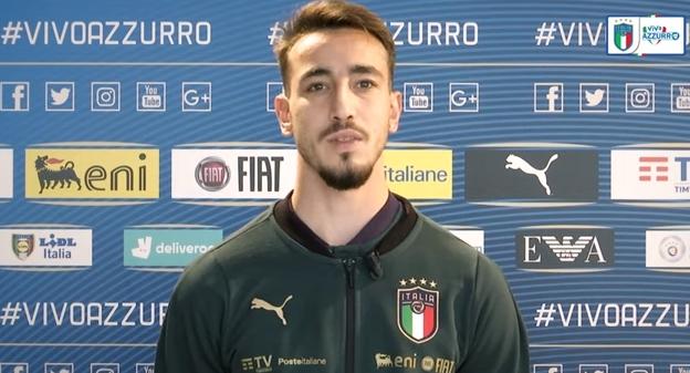 卡斯特罗维利因伤脱离意大利国家队,卢卡-佩莱格里尼去U21参赛