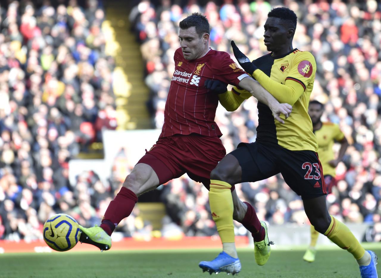 梅勒:利物浦可买沃特福德边锋萨尔 蒂亚戈能让赤军中场更强 