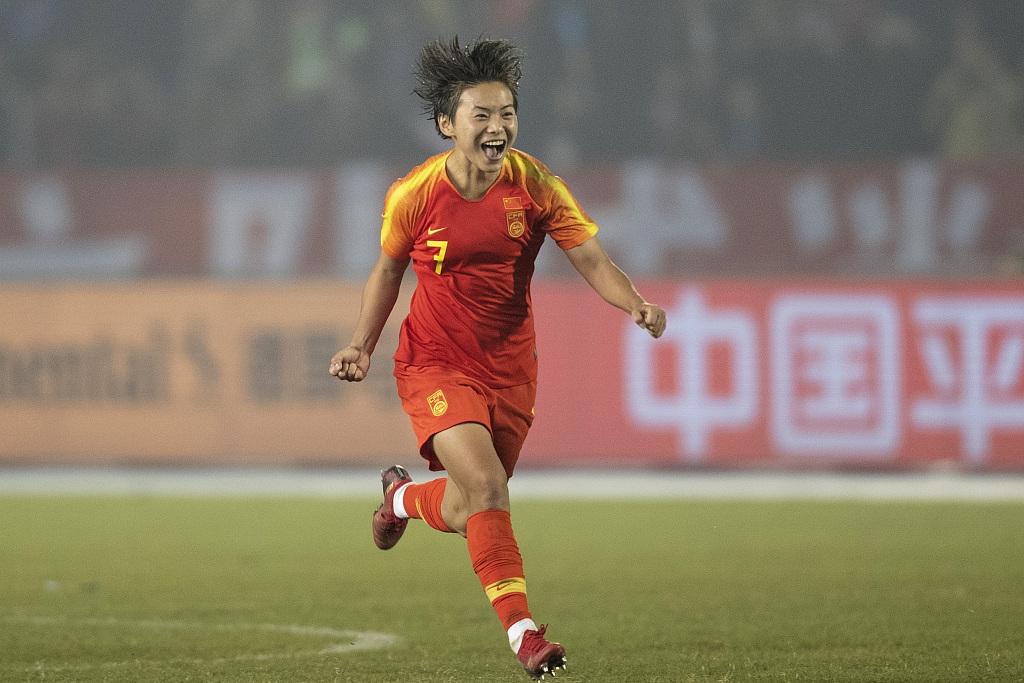 北青:<a href=http://www.qq316.com/zhongchao/?中超 target=_blank class=infotextkey>中超</a>与女足奥预赛附加赛撞车,中国女足主场或许改为上海