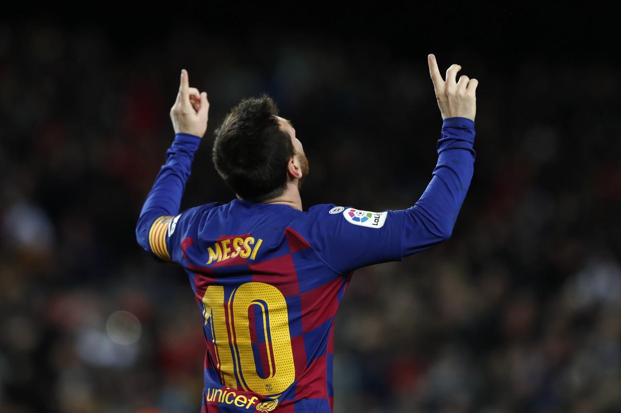 巴萨主席提名人:梅西多年来都想赢,但球队没实现许诺
