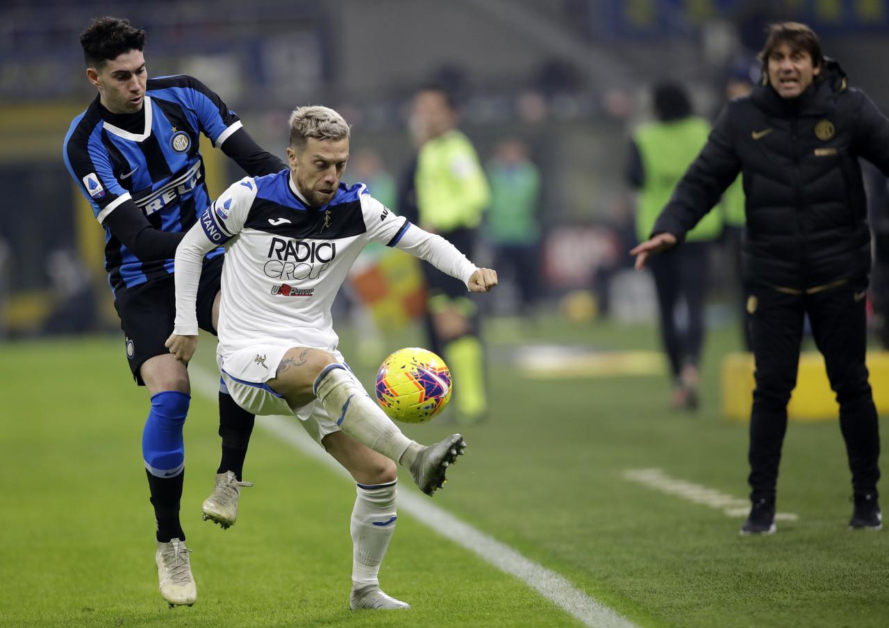 加斯佩里尼:戈麦斯能为欧洲任何球队踢球,包括尤文和国米