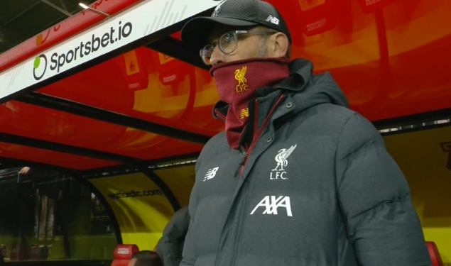 法尔克:克洛普与球员沟通不仅谈足球,他侧重考察意志品质