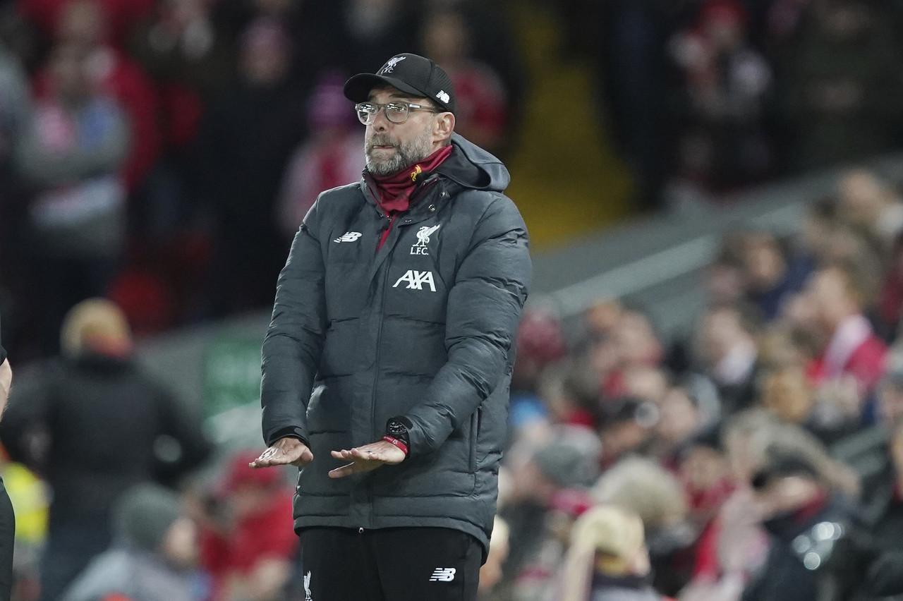 利物浦第75分钟初次射正,创2015年后球队英超最晚纪录