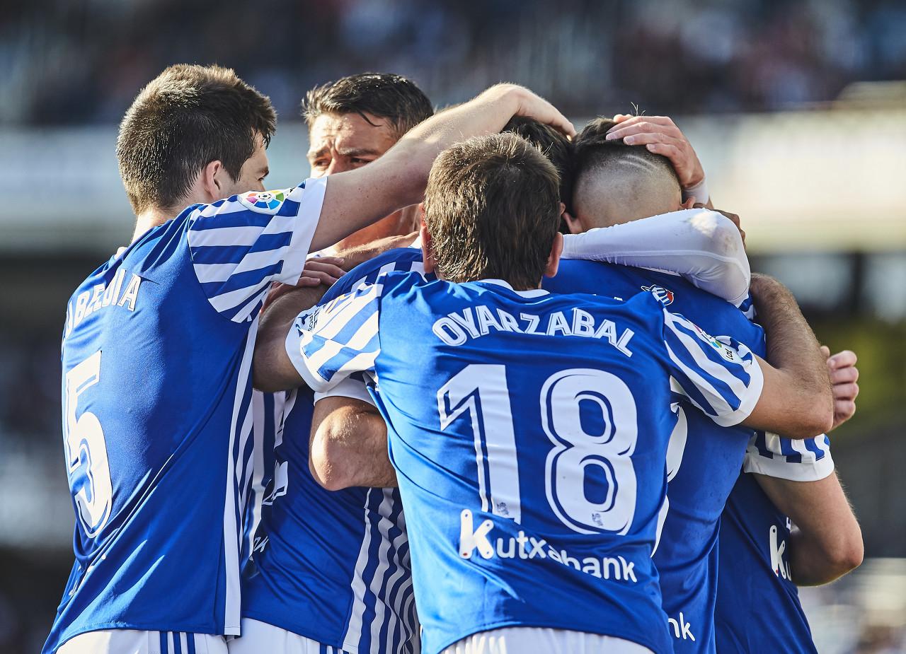 皇家社会1-0打败毕尔巴鄂竞技,时隔33年后再夺国王杯冠军