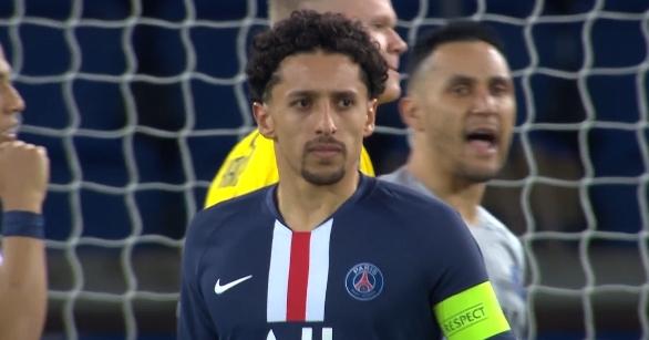巴黎圣日耳曼连续34场欧冠比赛取得进球,追平皇马纪录