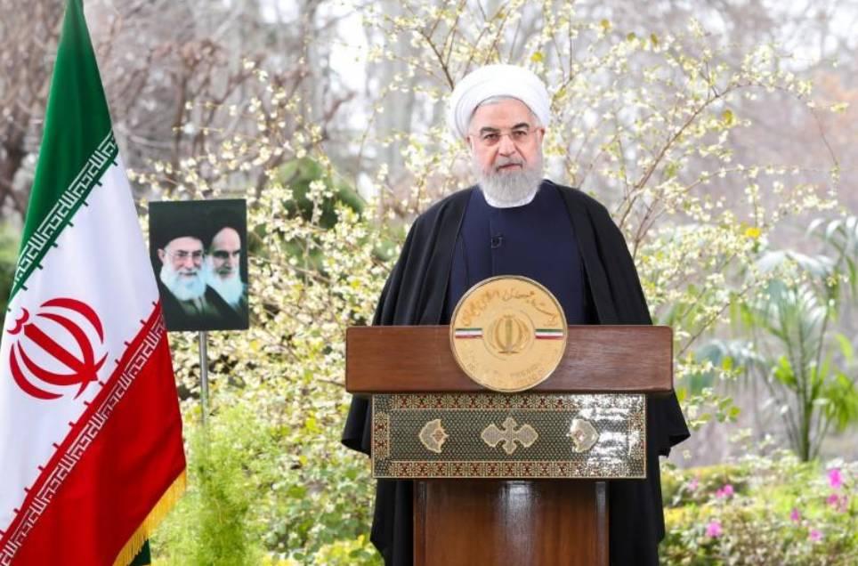 伊朗总统:针对新冠疫情的社会距离战略将仅适用2-3周