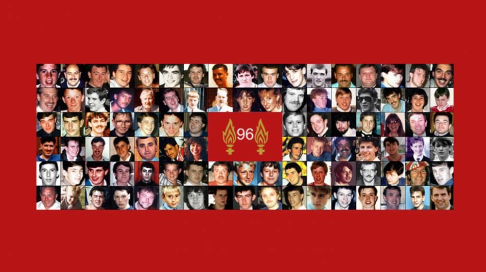 利物浦官方悼念:96名球迷永久不會被忘卻