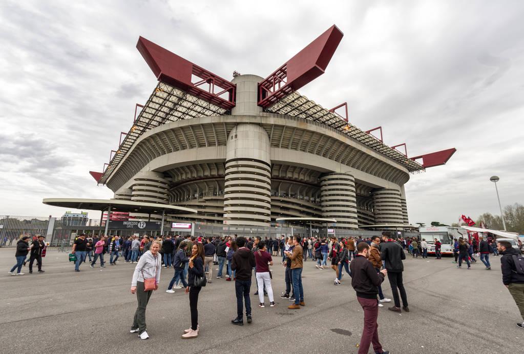 讲话人:埃利奥特已为米兰出资超6亿欧,咱们还方案制作新球场