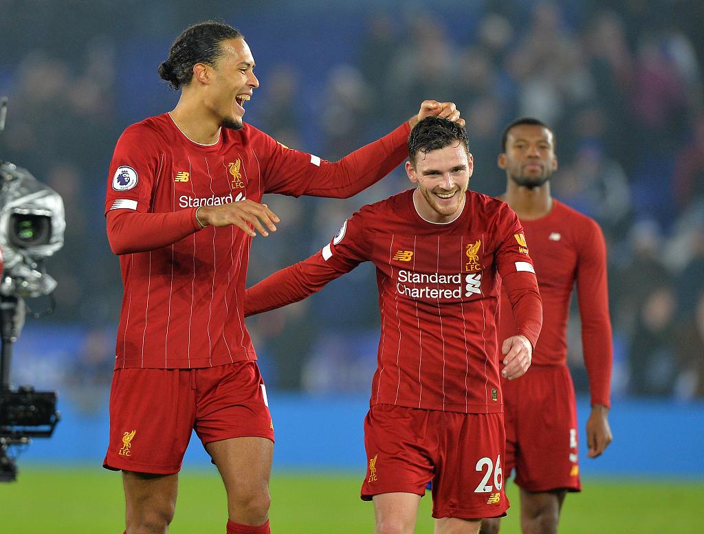 罗伯逊评最佳5人阵:杰拉德范迪克领衔,前曼联前锋拉尔森入选