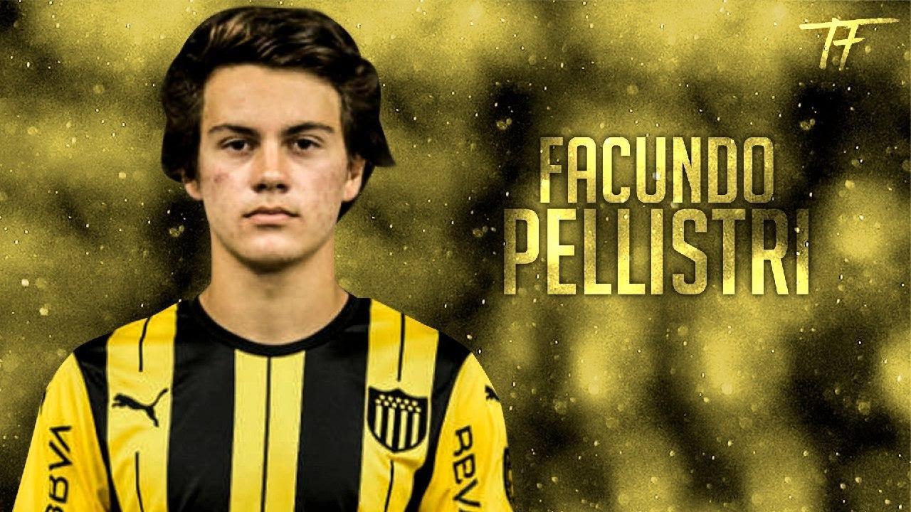 皇马有意乌拉圭18岁小将佩利斯特里,球员身价约900万欧
