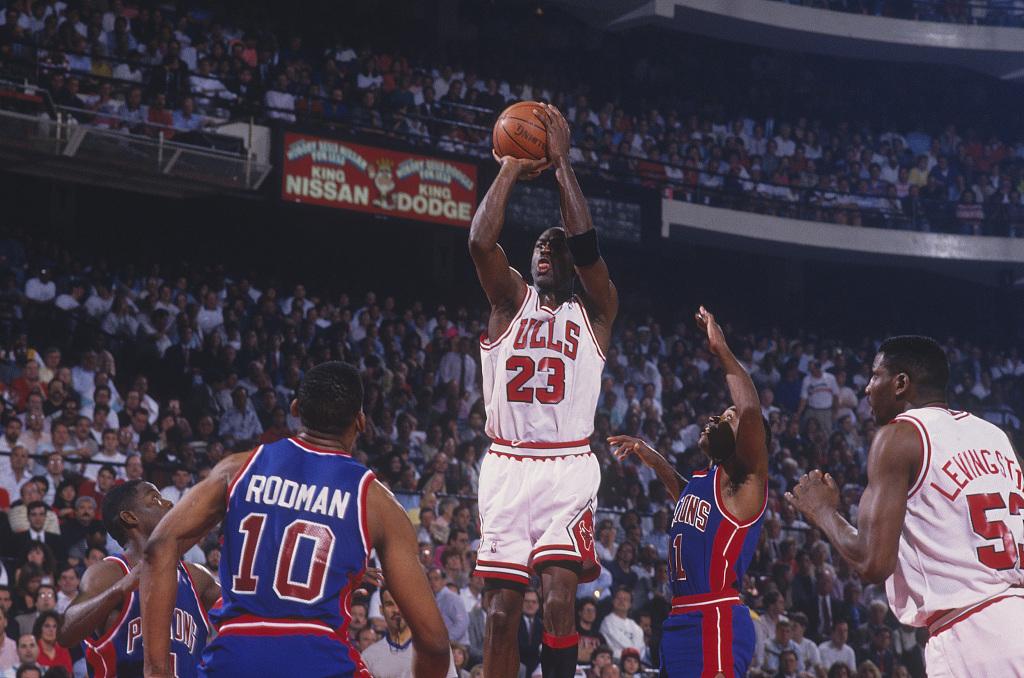 美媒挖出乔丹采访录音 MJ曾阻遏浅笑刺客进梦一队