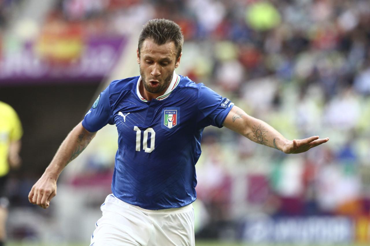 卡萨诺:意大利足球每年都在让步,一些不称职的人什么都不懂 