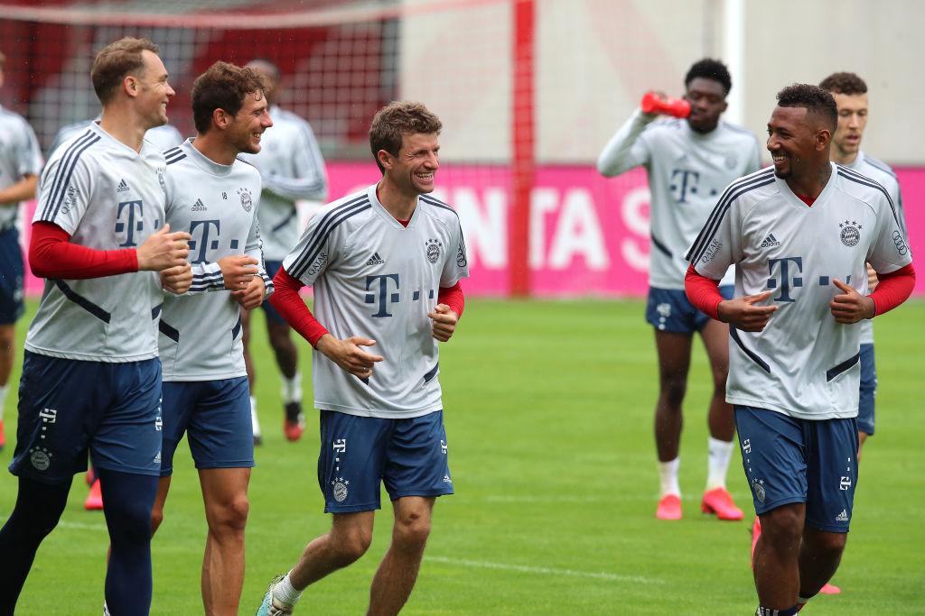 德媒:拜仁球员会在联赛和德国杯完毕后去度假,再回来备战欧冠