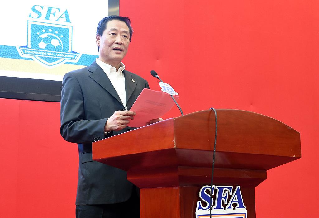 柳海光:上海足协作业重中之重是青训,范志毅将提供专业建议