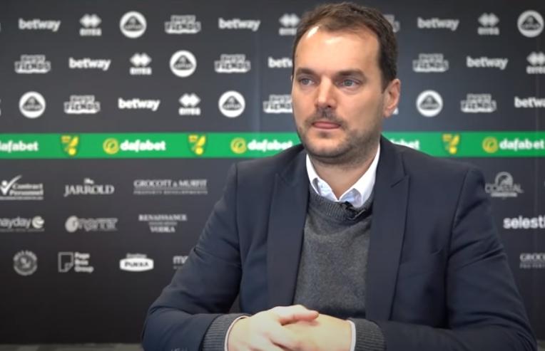 诺维奇体育主管:如果英冠无法完结赛季,那么他们不应有球队晋级