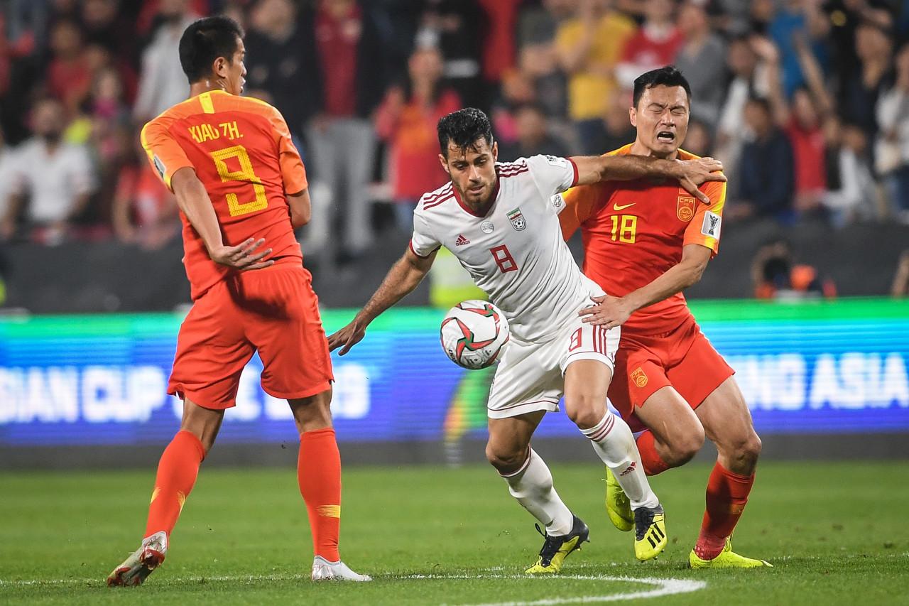 津媒:若国足晋级12强赛,中超亚冠世预赛怎么平衡是难题