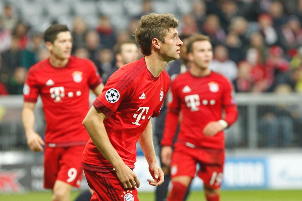 穆勒已为拜仁已进场545场,追平奧根塔勒现并排外场球员队史第三 