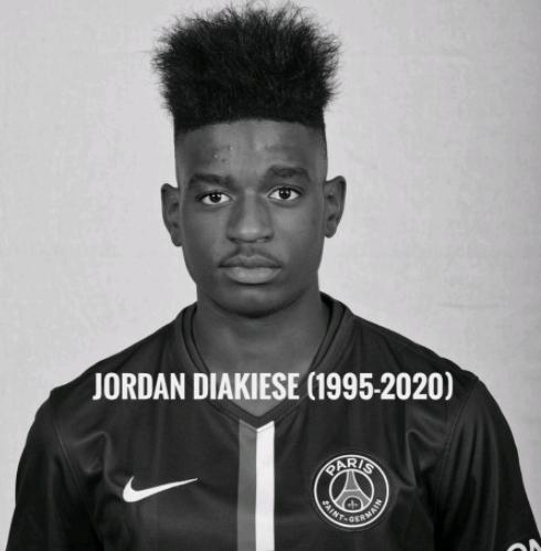 邮报:前巴黎青训后卫迪亚克塞不幸过世,年仅24岁