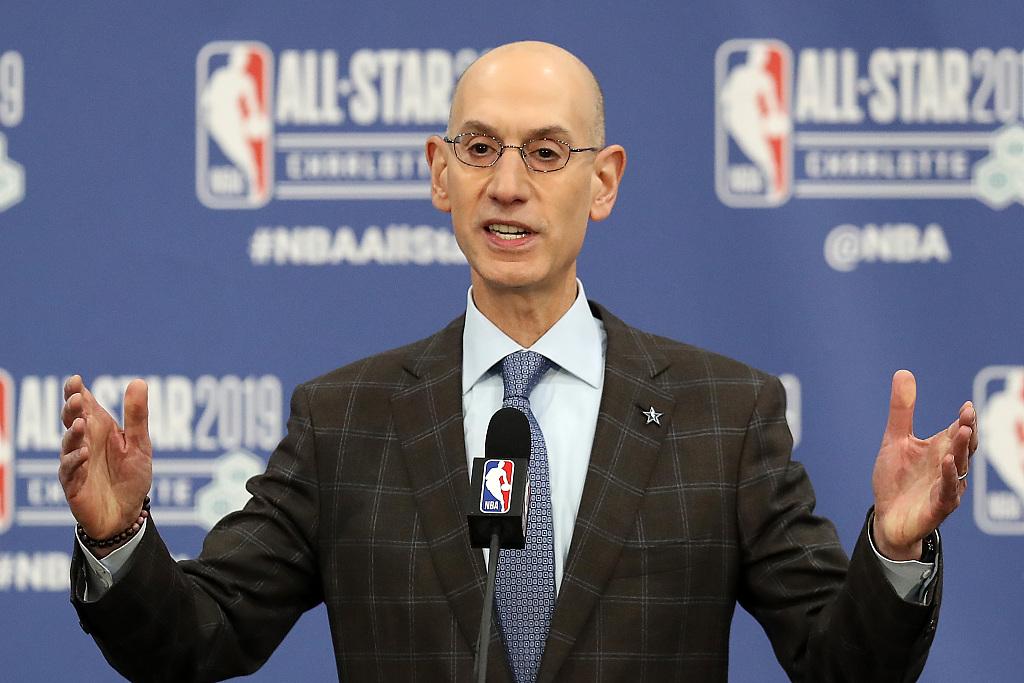 NBA忧虑延迟到下一年1月开赛可能会构成高达10亿美元的收入丢失   