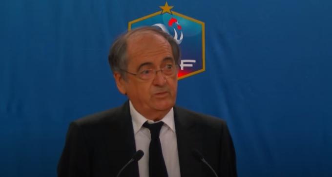 法国足协主席:法国杯和法联杯或许会有80000名球迷进场观看