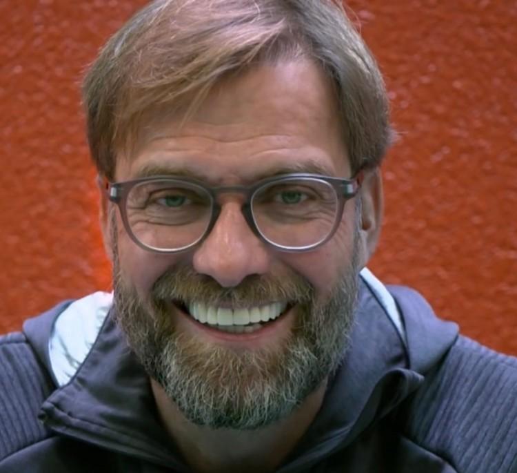 克洛普:卡巴克想在足球方面继续前进,我们对他而言非常适合