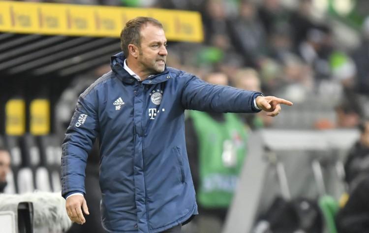 弗里克中选德国年度最佳教练,克洛普、施特赖希二三位