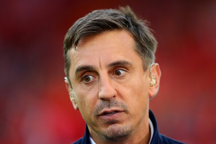 内维尔:以前利物浦一直在全速前进,将这样的气势坚持四年很难